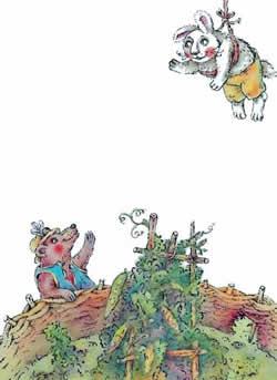 Братец Кролик и Братец Медведь читать онлайн