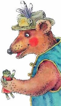 Братец Медведь и Сестрица Лягушка читать онлайн