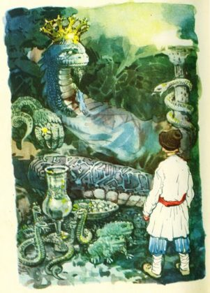 Царевна-змея читать онлайн