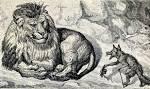 Лев, Волк и Лисица читать онлайн