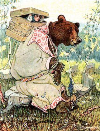 Маша и медведь читать онлайн