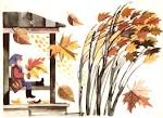 Осенью читать онлайн