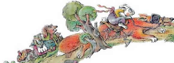 Сказка про лошадь Братца Кролика читать онлайн