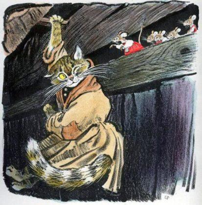 Кот и мышь читать онлайн