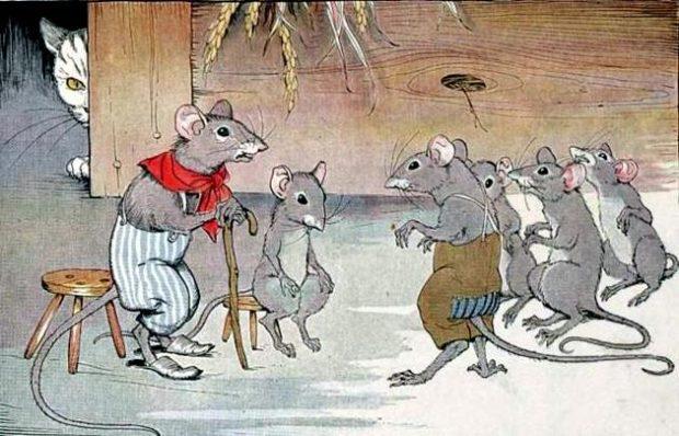 Мыши читать онлайн