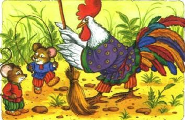 Колосок картинки для детей из сказок