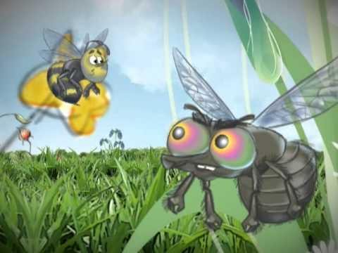 Муха и пчела читать онлайн