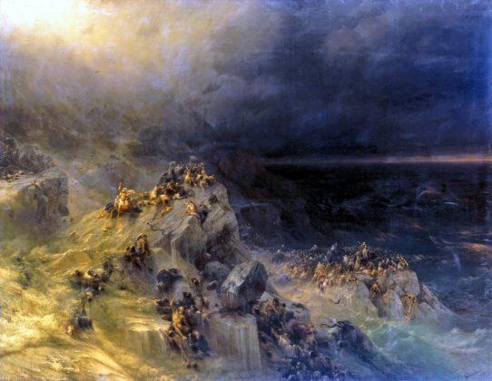 Отчего произошел всемирный потоп читать онлайн