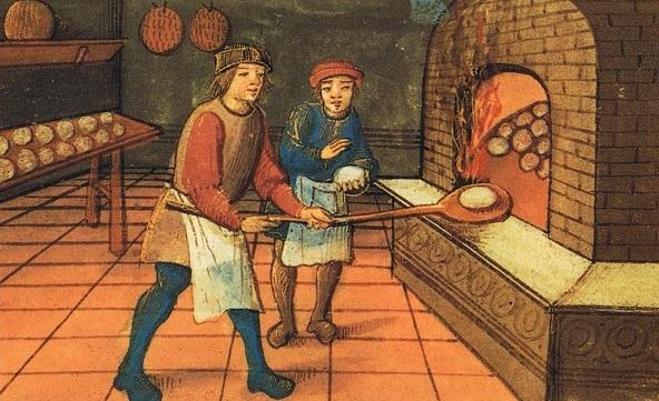 Пекарь и нечистая сила читать онлайн