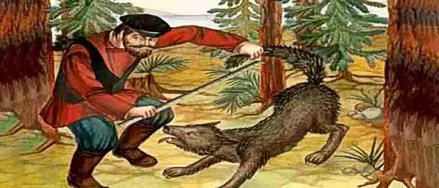 Портной и волк читать онлайн