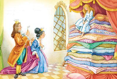 Принцесса на горошине читать онлайн