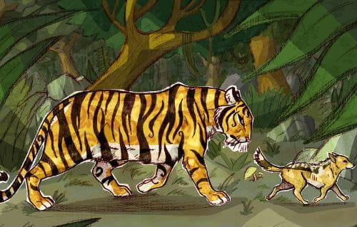 Тигр! Тигр! читать онлайн
